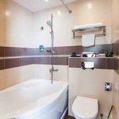 Гостиница Новый Петергоф 4* Улучшенный номер с различными типами кроватей фото 3