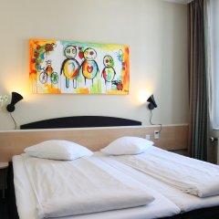 Good Morning + Copenhagen Star Hotel 3* Стандартный номер с различными типами кроватей