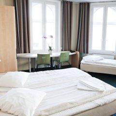 Good Morning + Copenhagen Star Hotel 3* Стандартный номер с различными типами кроватей фото 9