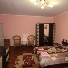 Гостиница Ева Стандартный номер с различными типами кроватей