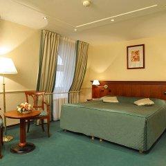 Adria Hotel Prague 5* Стандартный номер фото 8