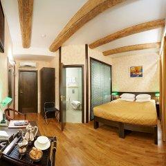 Бутик-Отель Росси 4* Стандартный номер разные типы кроватей фото 6