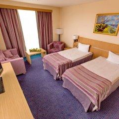 Гостиница Korston Tower 4* Номер Комфорт разные типы кроватей фото 2