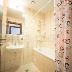 Апартаменты VALSET от AZIMUT Роза Хутор Студия с различными типами кроватей фото 5