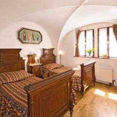 Hotel Waldstein 4* Улучшенный номер с различными типами кроватей фото 19