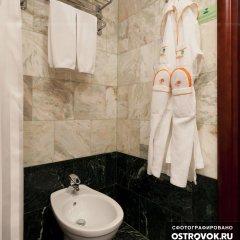 Гостиница Мандарин Москва 4* Номер Делюкс с двуспальной кроватью фото 18