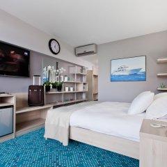 Гостиница Ялта-Интурист 4* Номер Комфорт с различными типами кроватей фото 10