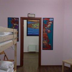 Хостел Angel Court Yard Кровать в общем номере двухъярусные кровати фото 14