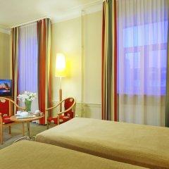Гостиница Октябрьская 4* Номер Комфорт с различными типами кроватей фото 2
