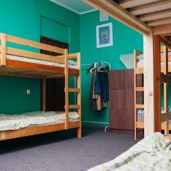 Хостел Достоевский Кровати в общем номере с двухъярусными кроватями фото 13