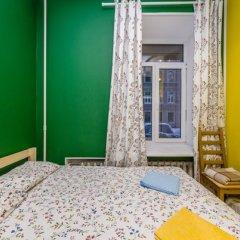 Хостел Макарена Стандартный номер с двуспальной кроватью (общая ванная комната) фото 3