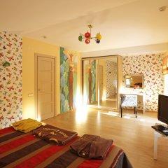 Гостиница Лесная Рапсодия Улучшенные апартаменты с различными типами кроватей фото 4