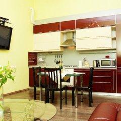Апартаменты Luxury Kiev Apartments Театральная Апартаменты с разными типами кроватей фото 40