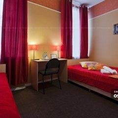 Гостиница На Цветном 2* Стандартный номер с различными типами кроватей фото 10