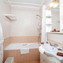 Гостиница Старинная Анапа 4* Улучшенный номер с различными типами кроватей фото 4