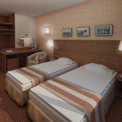 Гостиница Охтинская 3* Номер Бизнес с различными типами кроватей фото 5