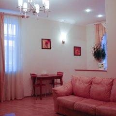 Гостиница КиевЦентр на Малой Житомирской 3/4 Апартаменты с разными типами кроватей фото 12