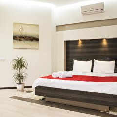 Status Apartments Mini-Hotel Улучшенные апартаменты с разными типами кроватей фото 2