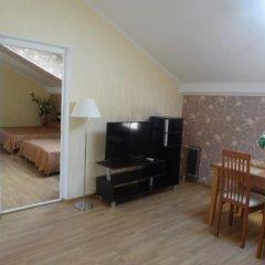 Гостиница Континент 2* Апартаменты с разными типами кроватей фото 11