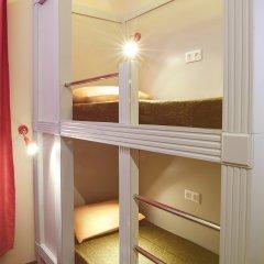 Хостел Привет Кровать в общем номере двухъярусные кровати фото 7