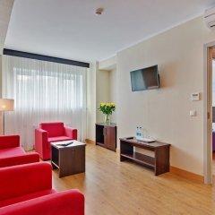 Гостиница Севастополь Модерн комната для гостей фото 3