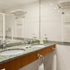 Naturmed Hotel Carbona 4* Люкс с различными типами кроватей фото 3