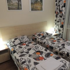 Гостиница Солнечная Студия с разными типами кроватей