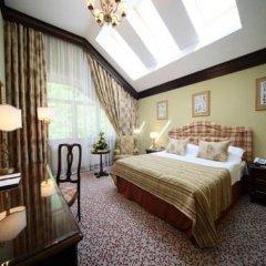 Гранд Отель Поляна 5* Номер Делюкс с двуспальной кроватью