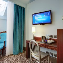 Отель Домина Санкт-Петербург 5* Улучшенный номер фото 10