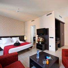 Отель Capri by Fraser, Barcelona / Spain 4* Номер Делюкс с различными типами кроватей фото 3