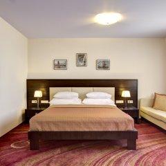 Гостиница Измайлово Альфа 4* Студия с разными типами кроватей фото 6