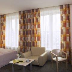 Гостиница Визави комната для гостей фото 3