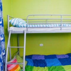 Хостел Достоевский Кровати в общем номере с двухъярусными кроватями фото 12