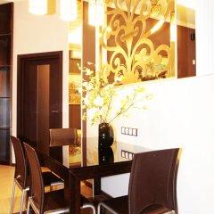 Апартаменты Luxury Kiev Apartments Крещатик Апартаменты с разными типами кроватей фото 6