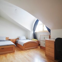 Kruton Hotel 2* Стандартный номер с 2 отдельными кроватями