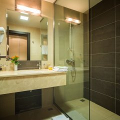 AZIMUT Hotel FREESTYLE Rosa Khutor 3* Стандартный номер с разными типами кроватей фото 2