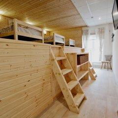 Мини-Отель Новый День Кровать в женском общем номере двухъярусные кровати