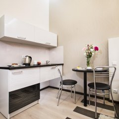 Status Apartments Mini-Hotel Апартаменты с разными типами кроватей фото 8