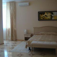 Гостиница Спарта Номер Делюкс с различными типами кроватей фото 5