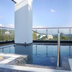 Гостиница Diana Palace бассейн