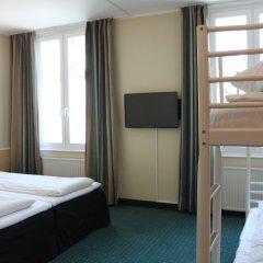 Good Morning + Copenhagen Star Hotel 3* Стандартный номер с различными типами кроватей фото 2