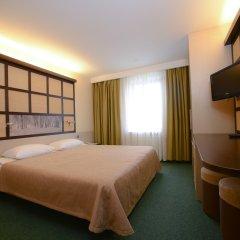 Гостиничный комплекс Аэротель Домодедово 3* Стандартный номер с двуспальной кроватью фото 2