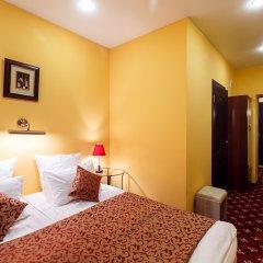 Мини-отель Jenavi Club Стандартный номер с разными типами кроватей фото 6