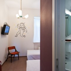Graffiti L Hostel Стандартный номер фото 4