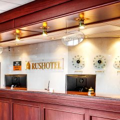 Гостиница Русотель интерьер отеля