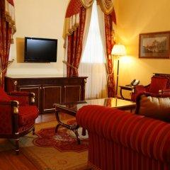 Гостиница Петровский Путевой Дворец 5* Представительский люкс с разными типами кроватей