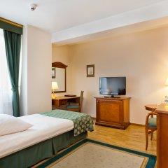 Qubus Hotel Wroclaw 4* Стандартный номер с различными типами кроватей