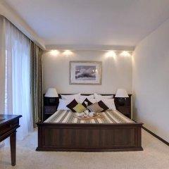 Гостиница Голубая Лагуна Студия разные типы кроватей фото 2