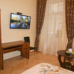 Гостиница КиевЦентр на Малой Житомирской 3/4 Апартаменты с разными типами кроватей фото 34
