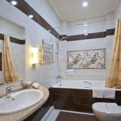 Гостиница Amici Grand 4* Люкс с разными типами кроватей фото 7